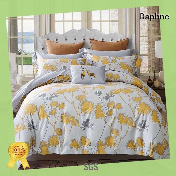 Daphne brushed Cotton Bedding Sets tropical for wholesale