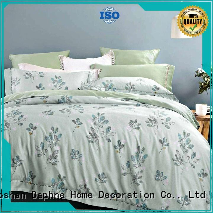 Daphne bed sheets manufacturers in turkey fiber for wholesale