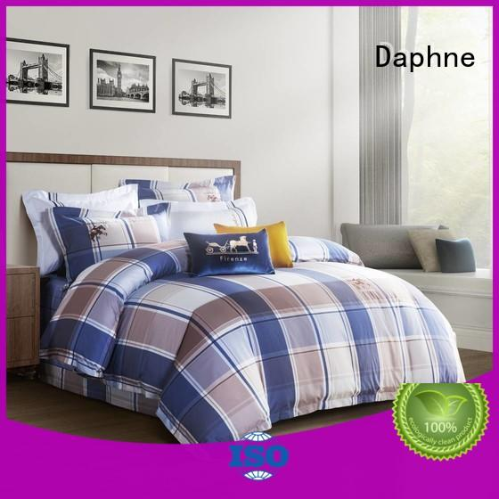 Daphne vividly cotton bedding sets king aesthetic for wholesale