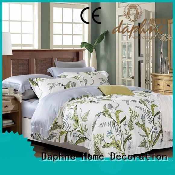 Daphne reactive modern bedding sets pattern comforters