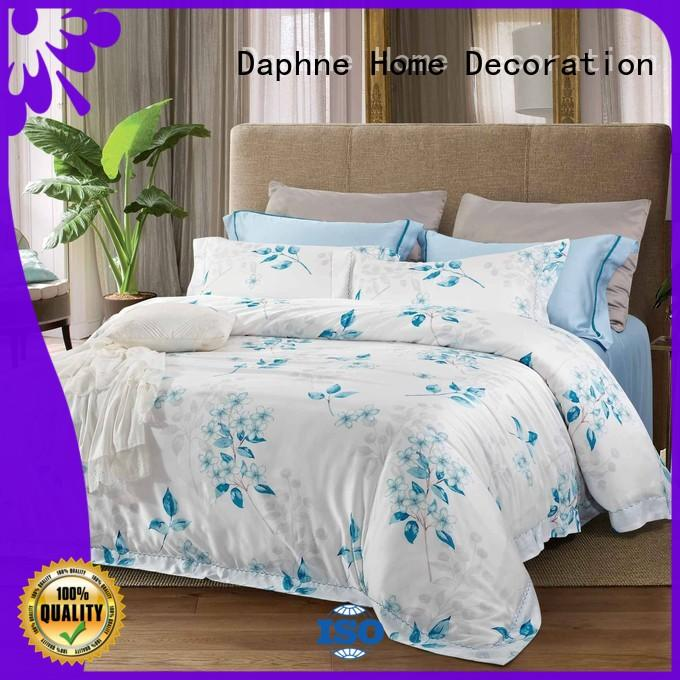 Daphne simple bamboo bedding sets fast delivery