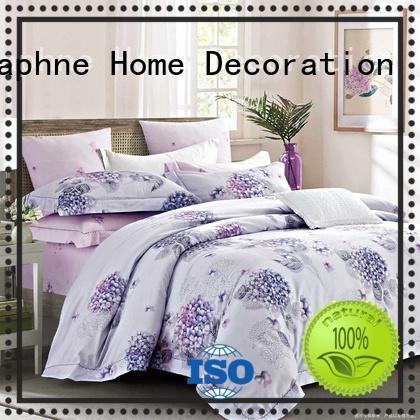 Daphne pure organic cotton sheets daphne cover