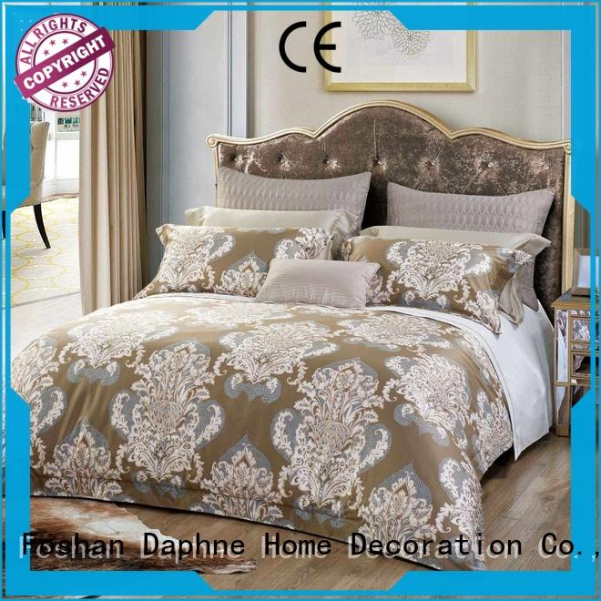cotton bedding sets king tropical for wholesale Daphne